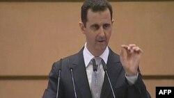 바샤르 알-아사드 시리아 대통령. (자료사진)