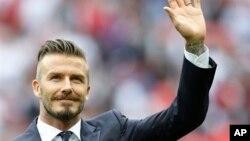 Cầu thủ David Beckham