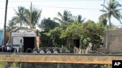 Moçambique e Malawi de Costas Voltadas