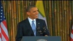 سهرۆک ئۆباما له بورما