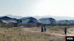 စစ္ေဘးေရွာင္ ရခိုင္ဒုကၡသည္မ်ား