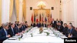 عکس: از جریان مذاکرات سال ۲۰۱۴ در ویانا