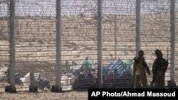 Граница между Египтом и Израилем