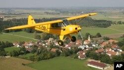 La avioneta Piper AP-34 accidentada en Kentucky es similar a la que se ve en la imagen.