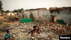 ພາບຈາກ ນະຄອນ Bangui