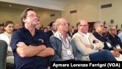 Fedecámaras, el gremio de empresarios privados en Venezuela, llevó a cabo su septuagésima asamblea anual.