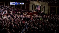 VOA60 America - Trump Calls for Aggressive Change in Speech to Congress