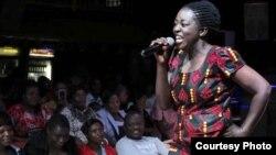 Kudzai Nyoka Ex-convict Turned Poet