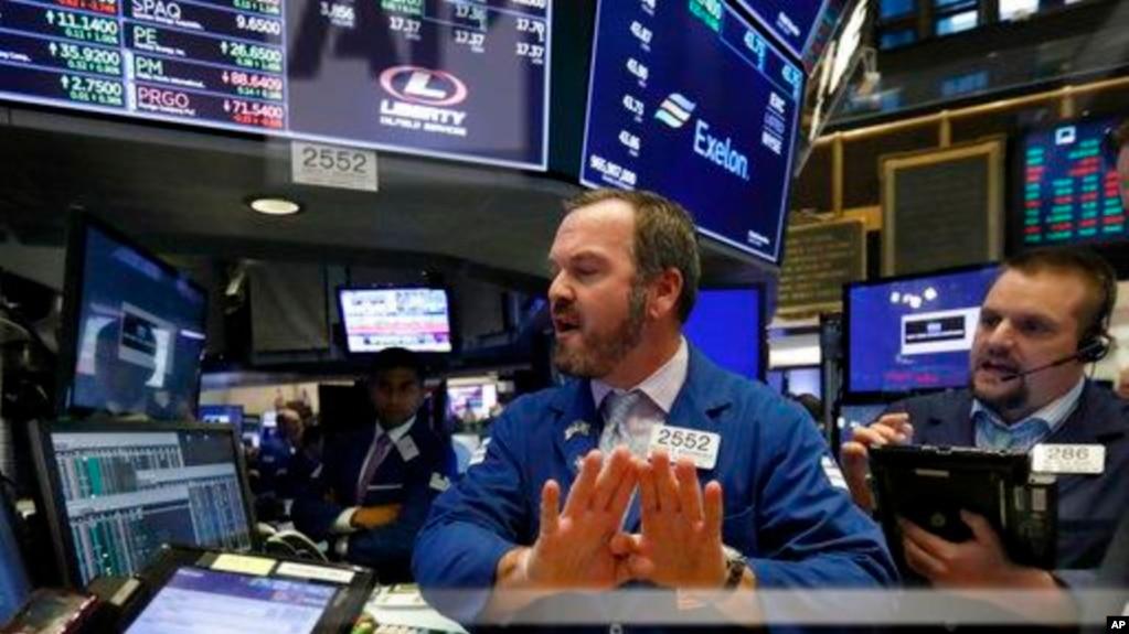 美股大幅下挫 道指下跌超600点抹去今年所有涨幅