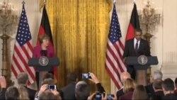 اوباما: هنوز تصميمی در مورد حمايت تسليحاتی از دولت اوکراين نگرفته ام