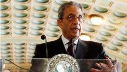 رئیس اتحادیه عرب می گوید به قطعنامه سازمان ملل درمورد لیبی احترام می گذارد