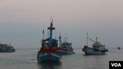 Tàu cá của ngư dân Việt Nam