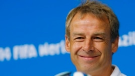 FILE - United States national soccer team head coach Jurgen Klinsmann