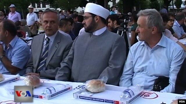 Iftar i organizuar nga Shkodra dhe Stambolli