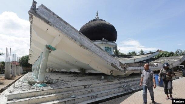 Gempa di Aceh