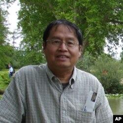 中国流亡作家苏晓康