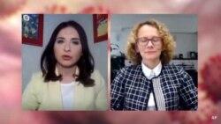 Интервју со министерката за одбрана Радмила Шекеринска