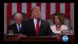 Etat de l'Union: plaidoyer du président Trump pour son mur