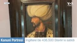 Kanuni Portresi Açık Arttırmada 438 Bin 500 Sterline Satıldı