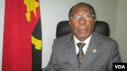 Isaías Jaime Vilinga , embaixador de Angola em Moçambique