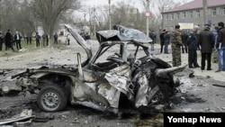 Poprište incidenta na Kavkazu