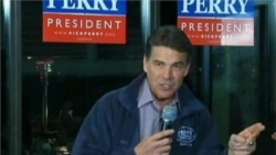 Video of Texas Governor Rick Perry