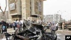 پیر کے حملوں کے ذ مہ دار القاعدہ سے منسلک عسکریت پسند تھے : عراقی عہدے دار