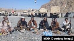 افغان پوځ ته تسلیم شوي داعش وسله وال