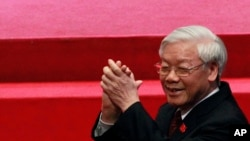 Tổng Bí thư đảng CSVN Nguyễn Phú Trọng.