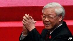 Ông Nguyễn Phú Trọng tiếp tục giữ chức Tổng bí thư.