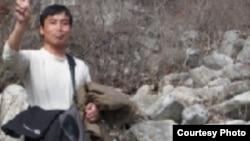 Lu Haitao, aktivis HAM dan penulis China, sekarang berada di Amerika Serikat (Foto: dok).