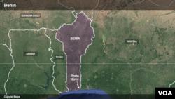Ikarata ya Benin