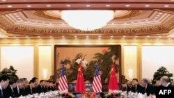 Kina dhe SHBA zotohen për thellimin e bashkëpunimit mes të dy vendeve