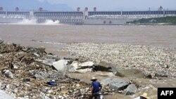 Çində daşqın zamanı 168 nəfər ölüb, yaxud itkin düşüb