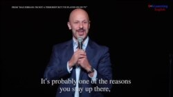 People in America: Maz Jobrani: Building Cultural Bridges, One Laugh at a Time