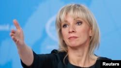 سخنگوی وزارت خارجه روسیه گفت که این دپلماتهای امریکایی بازداشت نشده اند