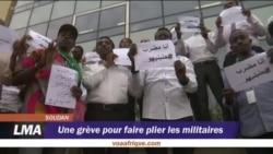 Soudan: les manifestants mettent la pression sur les militaires