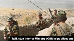 مقامهای تاجیک از بازداشت چندین نفر دیگر در این عملیات خبر داده است