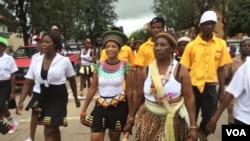 Abasakhulayo abeZanu PF koBulawayo