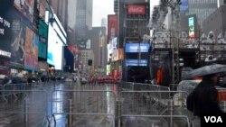 Нью-Йорк готовий зустріти Новий рік