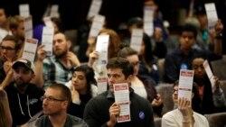 VOA: Presidenciables demócratas cortejan el voto hispano en Nevada