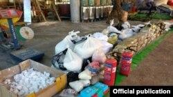 Myanmar seizes drugs and equipment worth $7m in Kutkai lab raid (တပ္မေတာ္ကာကြယ္ေရးဦးစီးခ်ဳပ္႐ုံး)