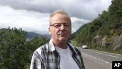 소말리아 해적에 납치되었던 덴마크 남성 폴 헤이건 티스테드