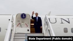 El secretario de Estado Kerry viajará el viernes a Viena para hablar sobre el conflicto de Siria con sus pares de Rusia, Turquía y Arabia Saudita.