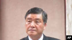 台湾国防部长 高华柱