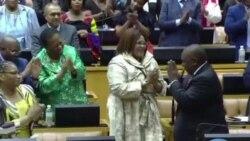 Ramaphosa réélu président de l'Afrique du Sud