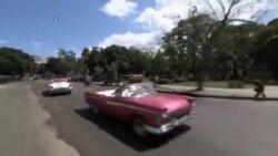 Stari američki automobili danas atrakcija na Kubi