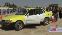 فراگیری آموزش رانندگی ازسوی زنان در بلخ