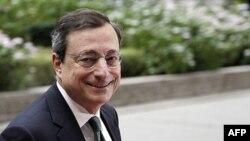 Novi predsednik Evropske centralne banke Mario Dragi