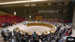 Dewan Keamanan PBB menjadwalkan pemungutan suara, hari Selasa (14/4), mengenai sebuah rancangan resolusi yang akan memberlakukan embargo senjata terhadap para pemimpin pemberontak Syiah Houthi di Yaman (Foto: dok).